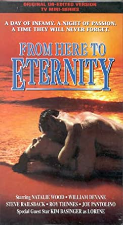Amazoncom From Here To Eternity Natalie Wood William