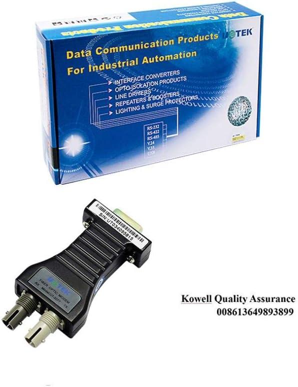 UTEK UT-2077 Self-Powered RS-232 to Optical Fiber