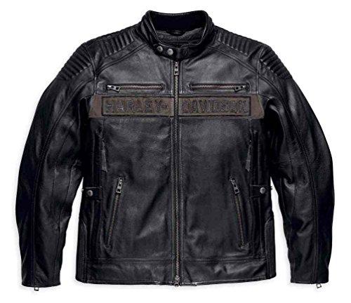 Harley Davidson Leather Motorcycle Jackets For Men - 4