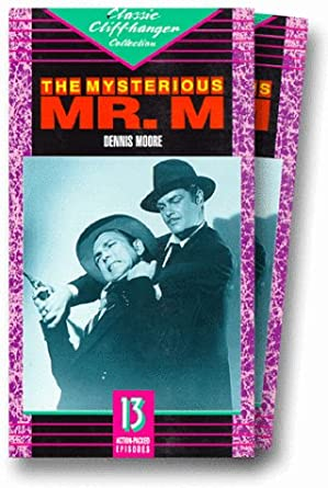 The Mysterious Mr. M [USA] [VHS]
