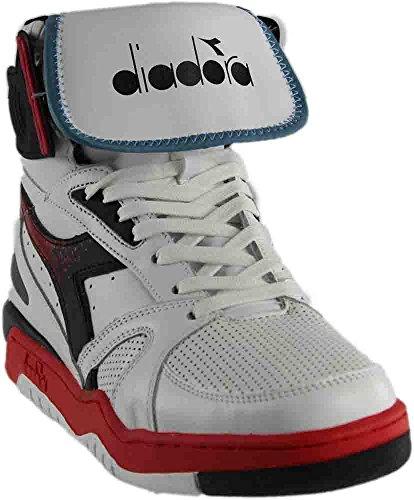 DIADORA MENS B5000 SNEAKER White - Footwear/Sneakers (Diadora Footwear)