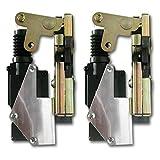 AutoLoc Power Accessories 9807 Small Power Bear Claw Door Latch