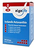 ALGALIFE Astaxanthin Icelandic 4mg, 90 Count