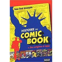 Histoire du comic book