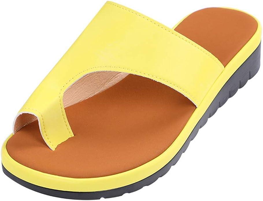 Puimentiua Sandalias y Chanclas Zapatillas de Plataforma Plana de Verano para Mujer EU 35-43: Puimentiua: Amazon.es: Zapatos y complementos