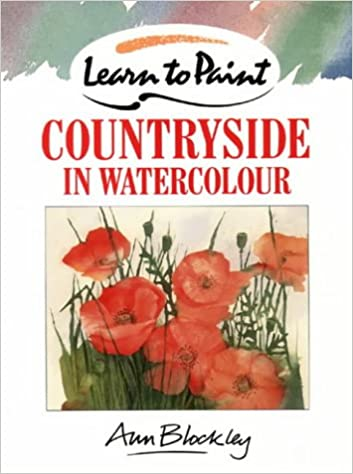 countryside in watercolour collins learn to paint series