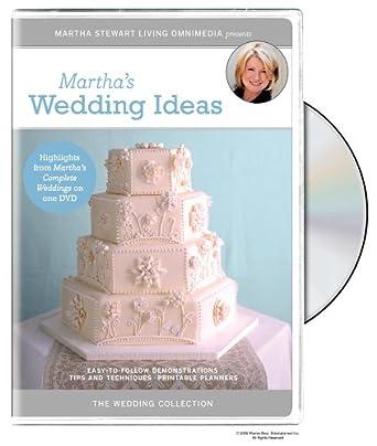 Amazon.com: The Martha Stewart Wedding Collection - Martha\'s Wedding ...