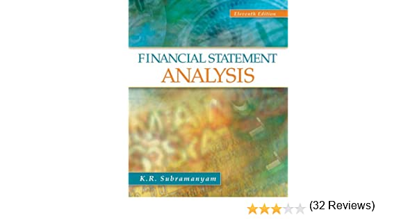 Amazon financial statement analysis ebook kr subramanyam amazon financial statement analysis ebook kr subramanyam john wild kindle store fandeluxe Gallery