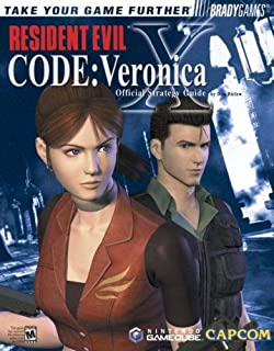 Resident EvilA Code Veronica X Official Strategy Guide Evil Bradygames