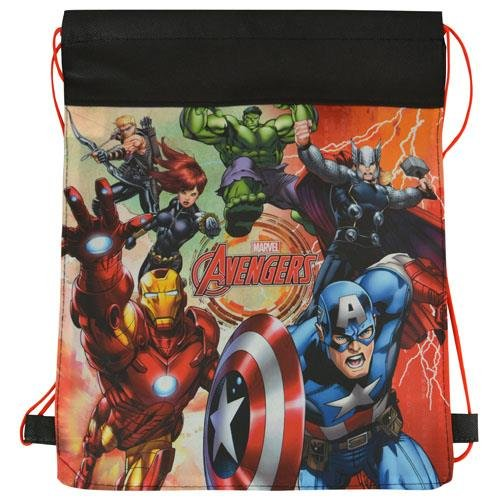 Avengers Non Woven Sling Bag with Hangtag 12p