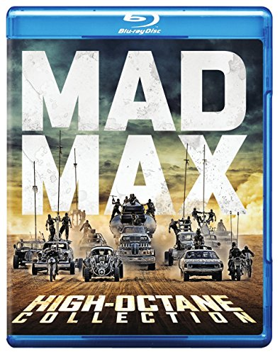 - Mad Max High Octane Collection [Blu-ray]