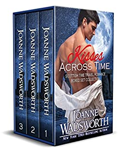 Kisses Across Time by [Joanne Wadsworth]
