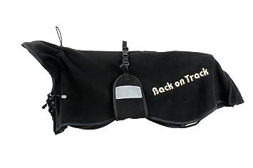 Back on Track hundef Polar abrigo Supreme Manta Polar para perros (tamaño a elegir (