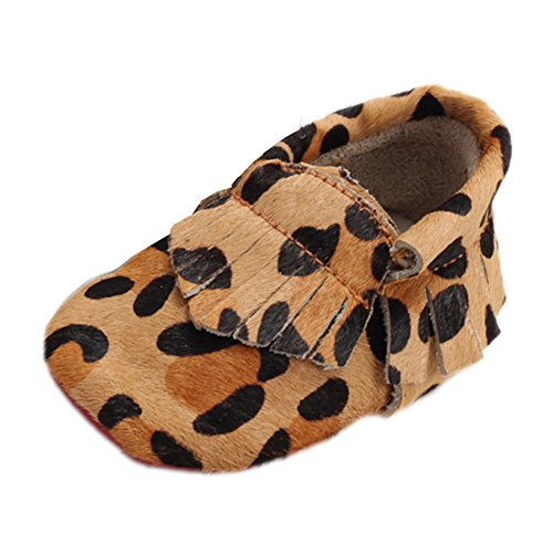 Leap FrogMoccasins Boots - Mocasines bota para niño Leopard B