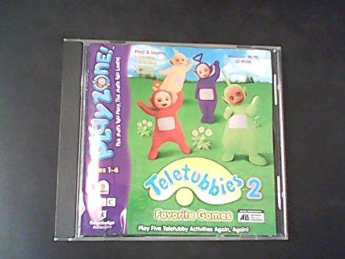 Amazon. Com: teletubbies 2: favorite games (pc): video games.