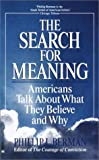 The Search for Meaning, Phillip L. Berman, 034537777X