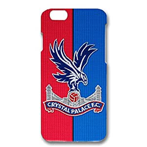 3D Crystal Palace FC Logo Phone Case for Iphone 6/6s 4.7 (inch) Fashion Durable Crystal Palace Football Club Phone Case