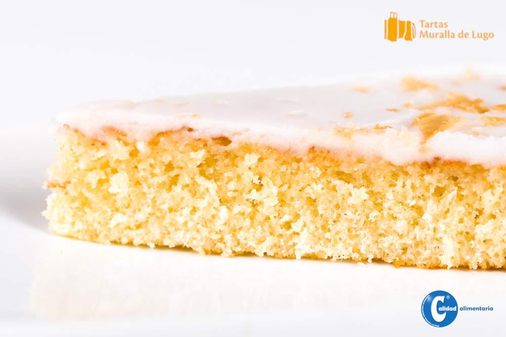 Tarta de Castaña con Marrón Glacé - Tartas Muralla: Amazon.es: Alimentación y bebidas