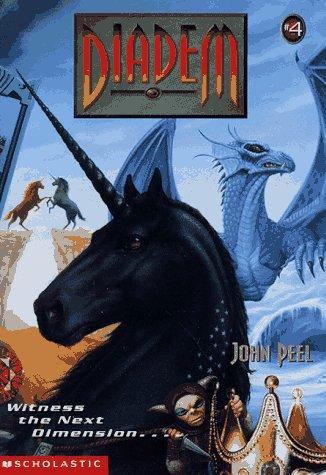 Book of Thunder (Diadem: A Fantasy Mystery, No. 4)