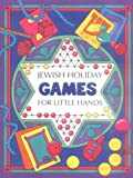 Jewish Holiday Games for Little Hands, Ruth Esrig Brinn, 0929371860