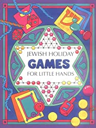 Jewish Holiday Games for Little Hands (Activity Books)