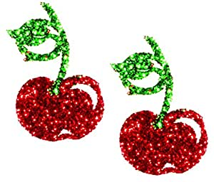 Skin Jewelry (Red Cherry)