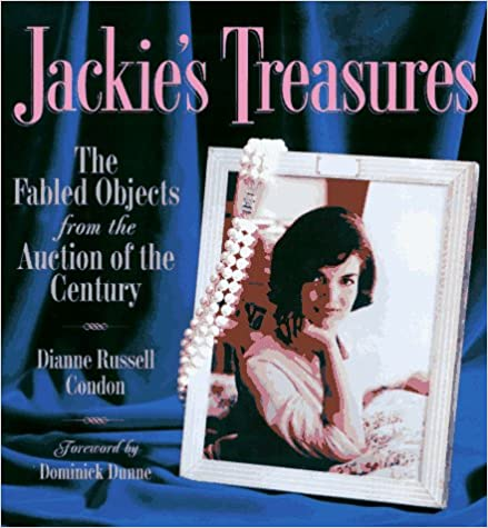 Jackies Treasures The Fabled Objects From The Auction Of The