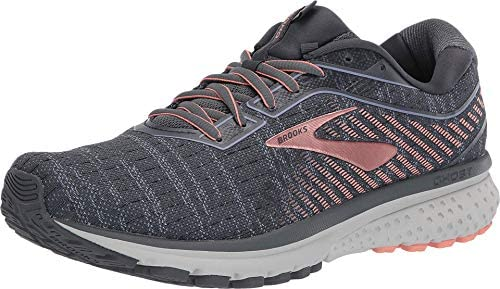 Brooks Ghost 12 Turbulence Grey Desert