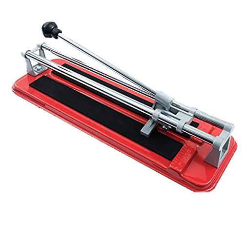 CON:P CP790125 Tile Cutter, Silver/Black/Red, 300 mm Conmetall