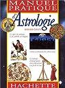 Manuel pratique d'astrologie par Colin