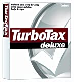 Software : TurboTax Deluxe 2003 [Old Version]