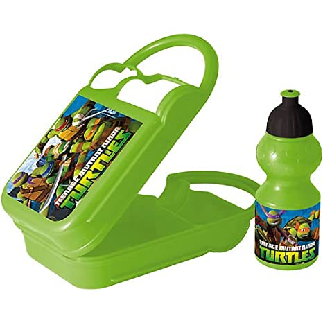 Amazon.com: Set Pique-Nique Tortue Ninja: Home & Kitchen