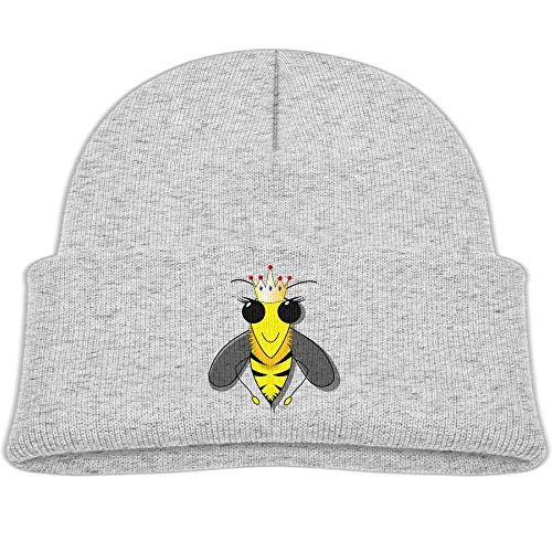 sport outdoor 003 Knit Hat Crown Bumble Bee Baby Beanie Caps Unisex Baby Warm