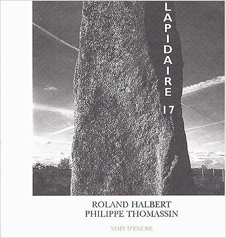 Livres gratuits Lapidaire 17 pdf epub