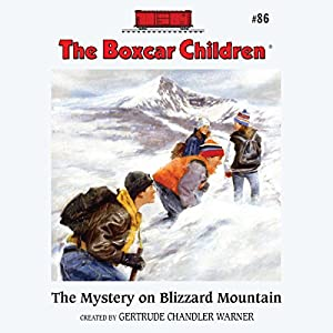 The Mystery on Blizzard Mountain Audiobook