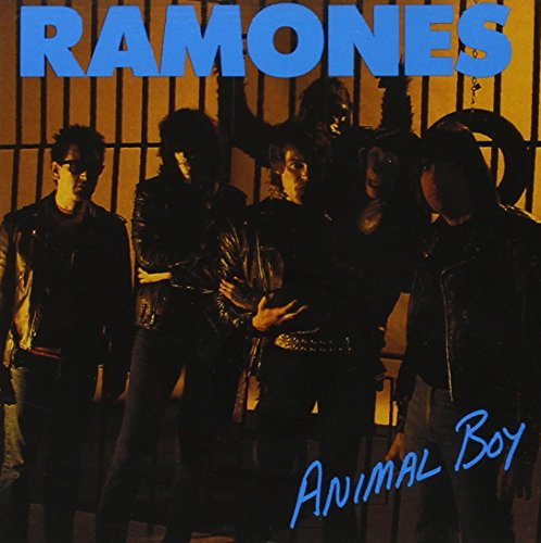 CD : The Ramones - Animal Boy (CD)