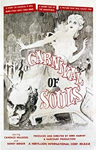 Carnival of Souls POSTER Movie (27 x 40 Inches - 69cm x 102cm) (1962) (Style C)