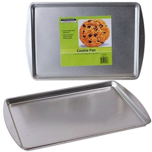 Party & Catering Supplies - Cooking Concepts Steel Cookie Pans - 9x13 inch- 2 ct pack