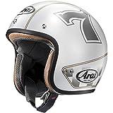 アライ(ARAI) バイクヘルメット ジェット CLASSIC MOD CAFE RACER ホワイト 57-58 M