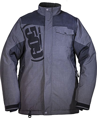 509 Range Insulated Jacket - Black Ops - LG by 509
