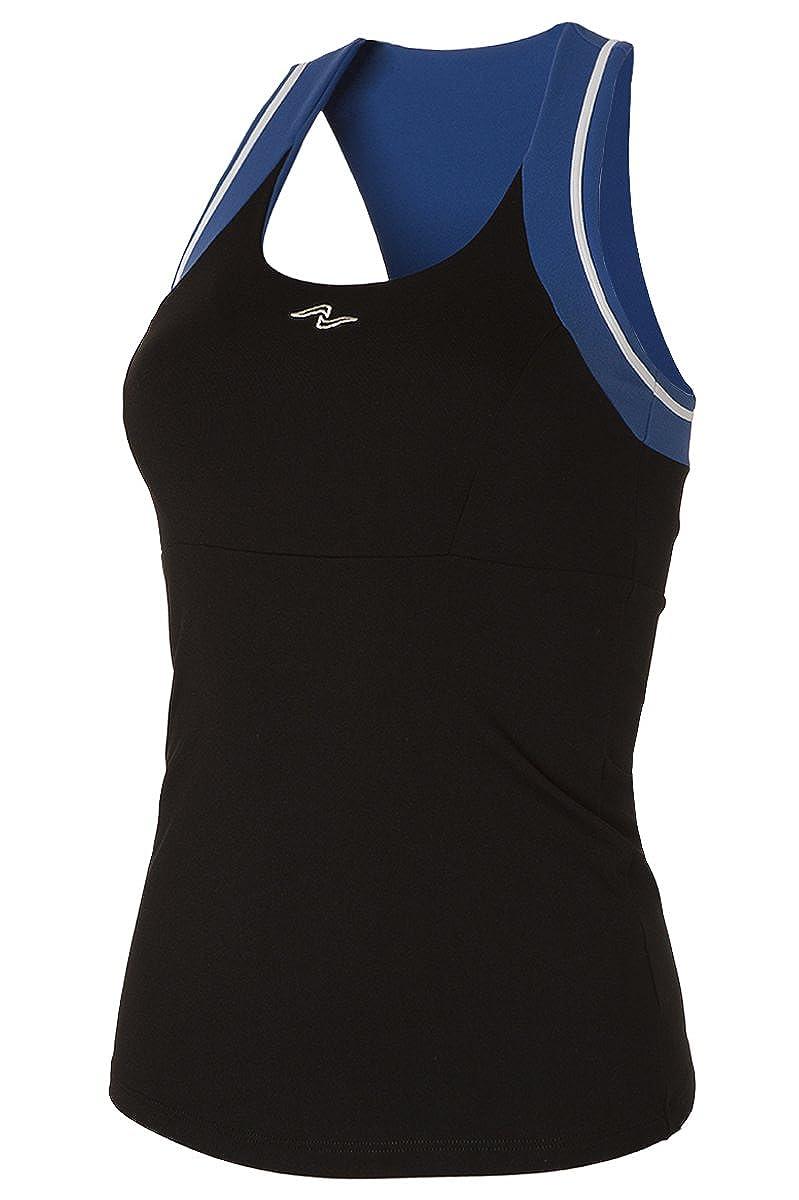 Naffta Tenis Padel - Camiseta Asas para Mujer, Color Negro ...