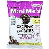 Woodstock MiniMe's Organic Rice Bites Dark Chocolate 2.1 oz (Pack of 8)