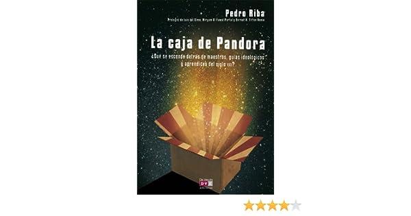 La caja de pandora eBook: Riba, Pablo: Amazon.es: Tienda Kindle