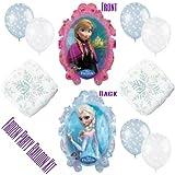 Disney Frozen Birthday Party Balloon Decoration Kit