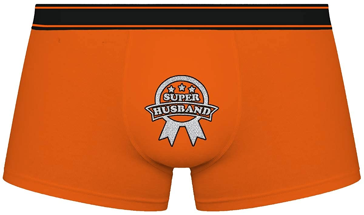 Birthday Present | Cool Boxer Briefs 100/% Man to The core Novelty Item. Innovative Gift
