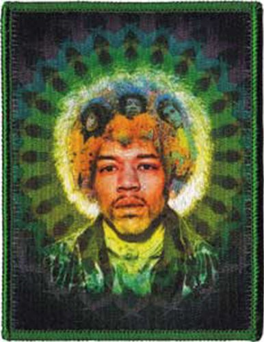 Application Jimi Hendrix Mastermind Patch
