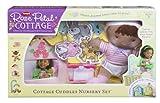 Playskool Rose Petal Cottage Cuddle Nursery Set – African American, Baby & Kids Zone