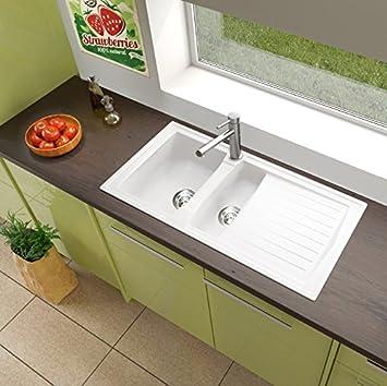 Stunning Lavello Cucina Bianco Ideas - Home Design Ideas 2017 ...