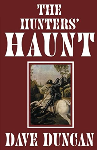 book cover of The Hunter\'s Haunt