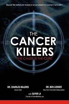 The Cancer Killers by [Majors, Charles, Lerner, Ben, Ji, Sayer]